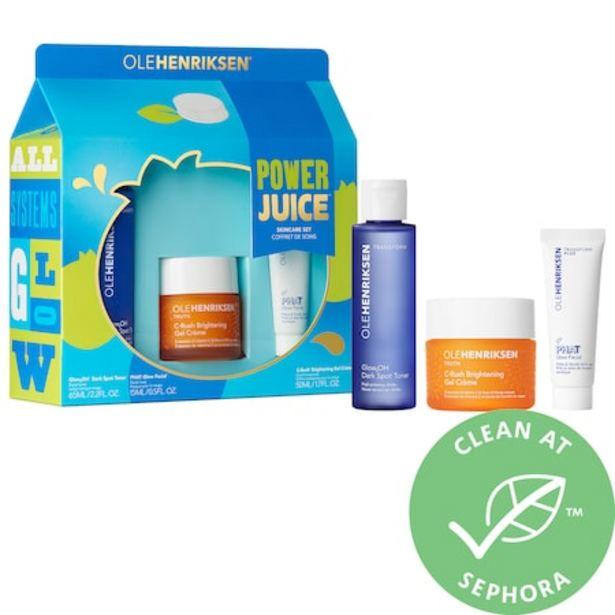 Power Juice Skincare Set offer at $38