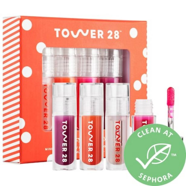 Mini Juicy All The Way Lip Jelly Set offer at $15