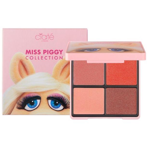 Ciate x Miss Piggy All About Moi! Cream Blush Palette deals at $22