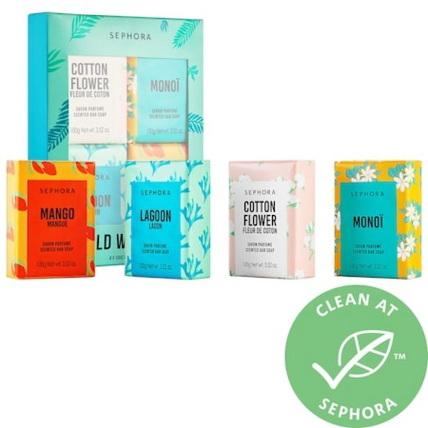 Wild Wishes Soap Set offer at $10