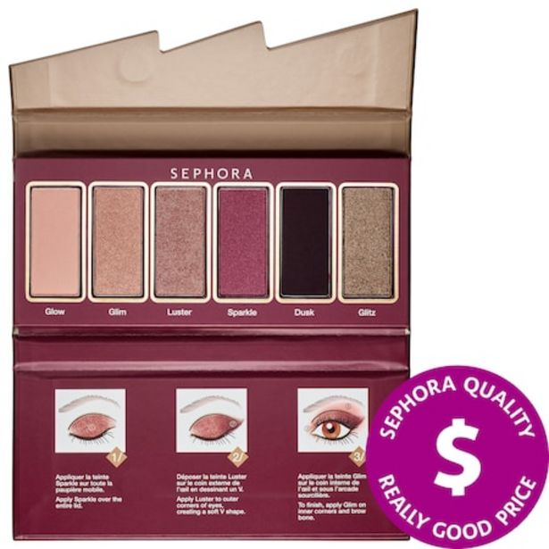 Flash Sequins Eyeshadow Palette deals at $7