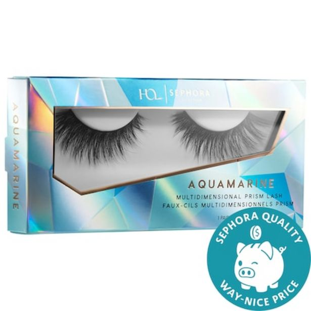 House of Lashes x Sephora Collection Multidimensional Prism Lashes offer at $7