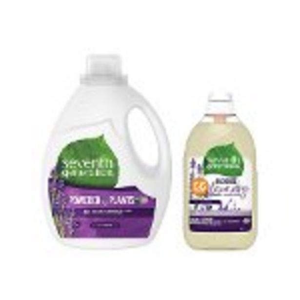 SAVE $1.00 on Seventh Generation® Laundry Detergent product - Expires: 08/14/2021 deals at