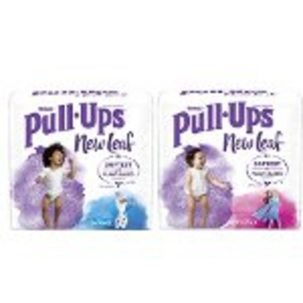 Save $3.00 off a Bag of Pull-Ups New Leaf - Expires: 04/03/2021 offer at $3
