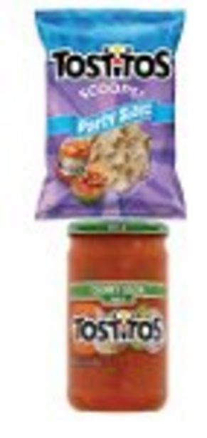 Save $2.00 On Frito Lay Snacks Party Size - Expires: 10/30/2021 deals at