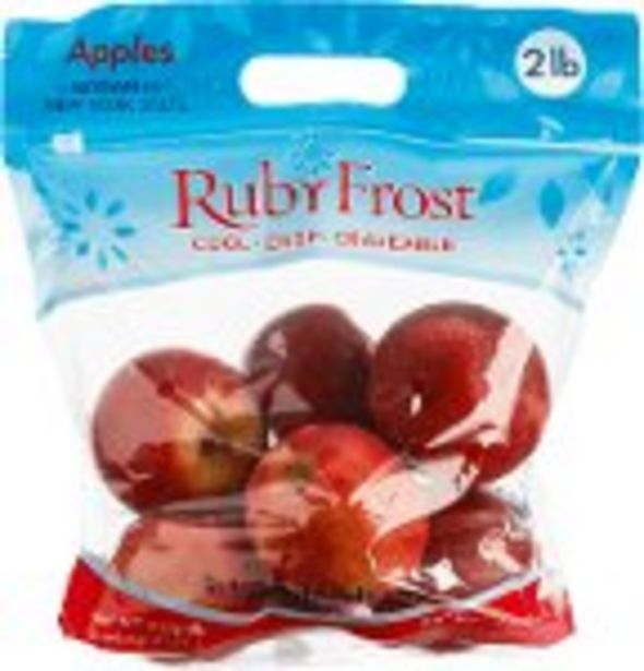 $1.00 Cash Back on Ruby Frost Bagged Apples - Expires: 04/07/2021 offer at $1