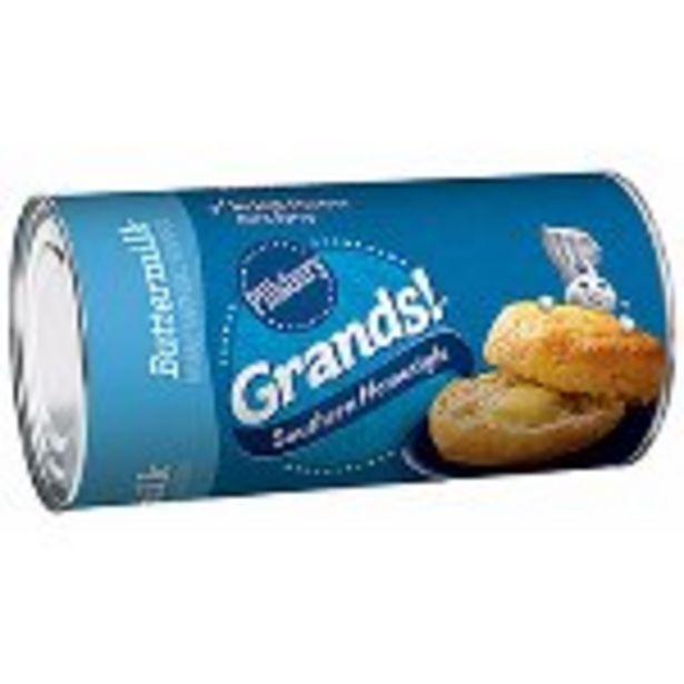 Save $1.00 On Pillsbury Grands! Biscuits - Expires: 08/07/2021 deals at