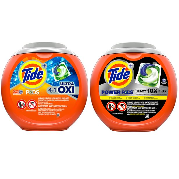 Save $3.00 on Tide Pods - Expires: 10/30/2021 deals at