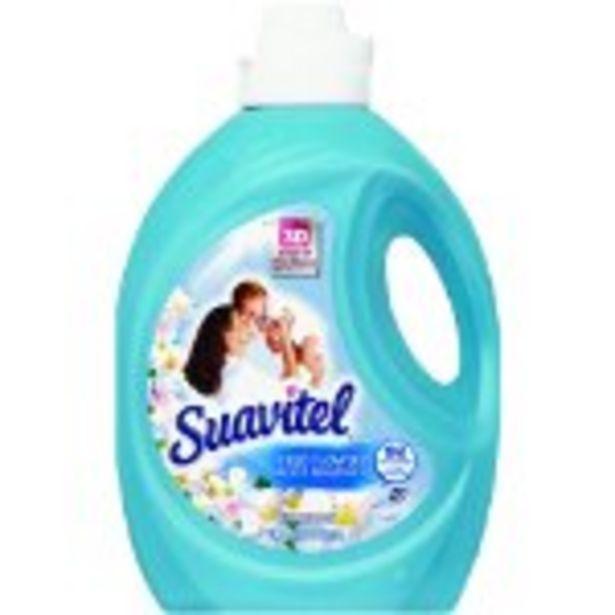 Save $1.00 On Suavitel Fabric Softener - Expires: 10/23/2021 deals at