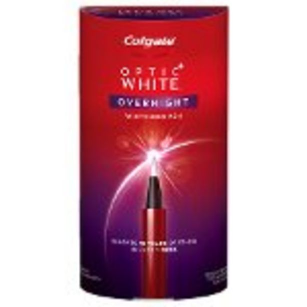 Save $5.00 on Colgate® Optic White® Pen - Expires: 08/31/2021 deals at