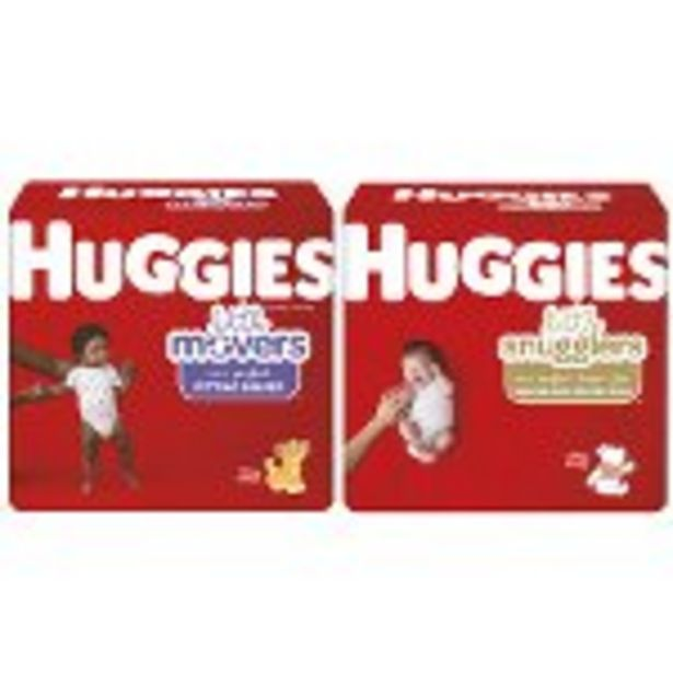Save $2.50 off HUGGIES Diapers - Expires: 08/28/2021 deals at