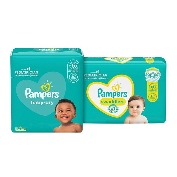 Save $3.00 on Pampers - Expires: 10/30/2021 deals at