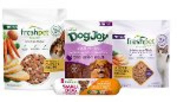 Save $2.00 on Fresh Pet Dog or Cat Products - Expires: 05/01/2021 offer at $2