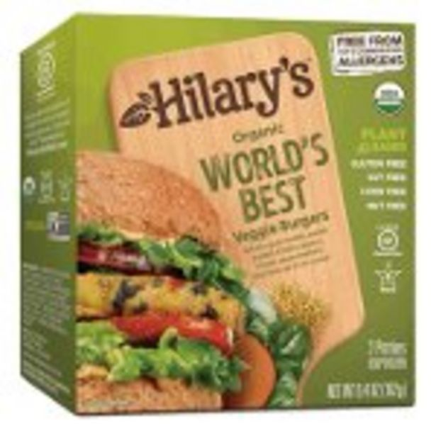 $1.00 Cash Back on Hilarys Products - Expires: 04/28/2021 offer at $1