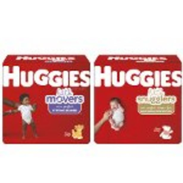 Save $2.00 on any Package of HUGGIES Diapers® - Expires: 10/16/2021 deals at