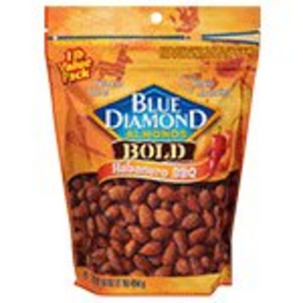 Save $2.00 On Blue Diamond Almonds - Expires: 08/07/2021 deals at