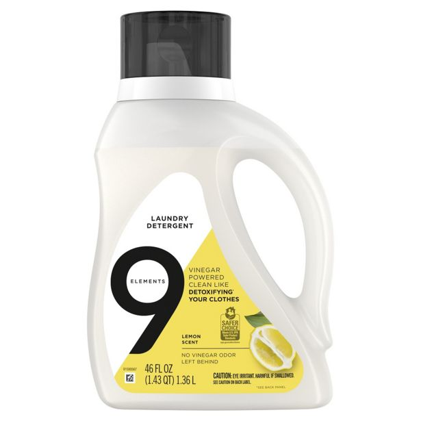 Save $2.00 on 9 Elements Laundry Detergent - Expires: 10/30/2021 deals at