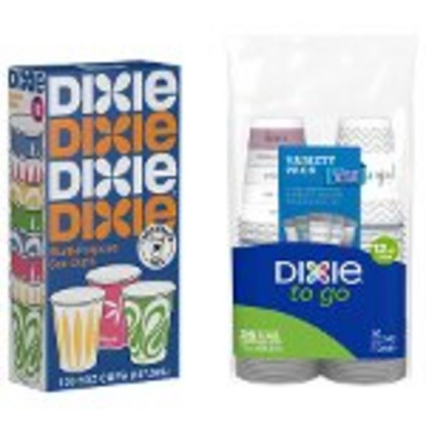 Save $1.00 on Dixie Cups - Expires: 08/23/2021 deals at