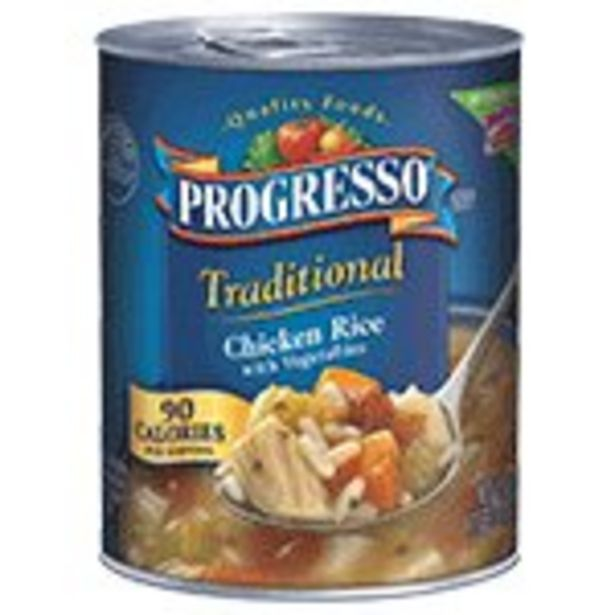 Save $1.00 On Progresso Traditional Soup - Expires: 10/23/2021 deals at