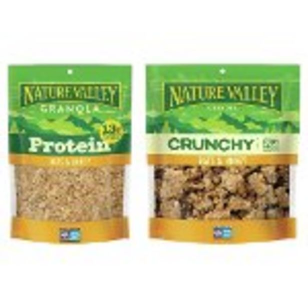 SAVE 50¢ on Nature Valley™ Granola - Expires: 11/13/2021 deals at