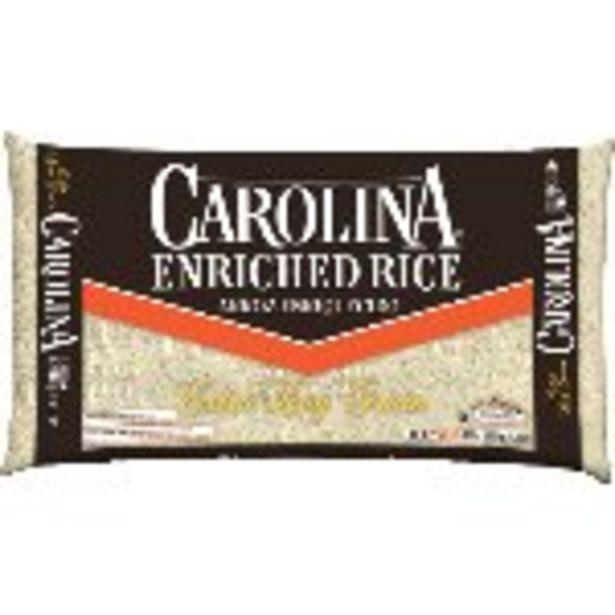 Save $3.00 On Carolina Rice 20-lb. - Expires: 08/07/2021 deals at