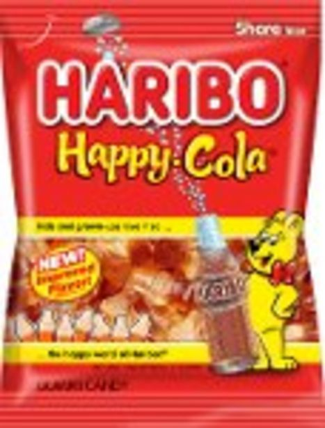 $0.50 Cash Back on HARIBO Happy-Cola Gummi Candy - Expires: 04/07/2021 offer at $0.5