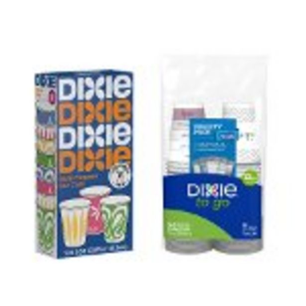 Save $1.00 on any ONE (1) DIXIE CUPS product - Expires: 03/27/2021 offer at $1