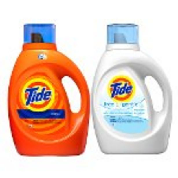 Save $3.00 on Tide Laundry Detergent - Expires: 10/30/2021 deals at