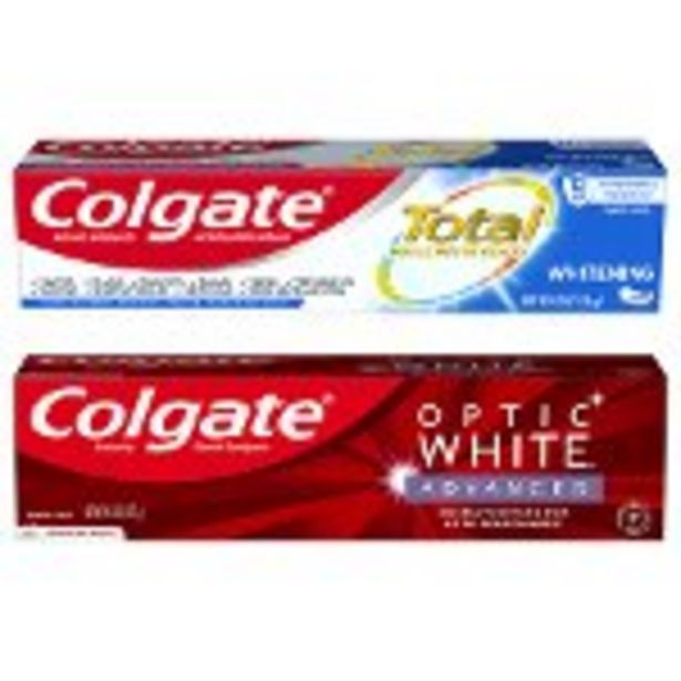 SAVE $4.00 on 2 Colgate® Toothpastes - Expires: 08/14/2021 deals at