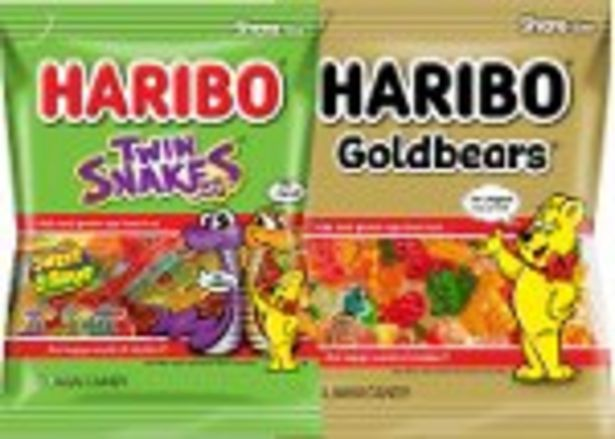 $0.50 Cash Back on HARIBO Gummi Candy - Expires: 04/07/2021 offer at $0.5