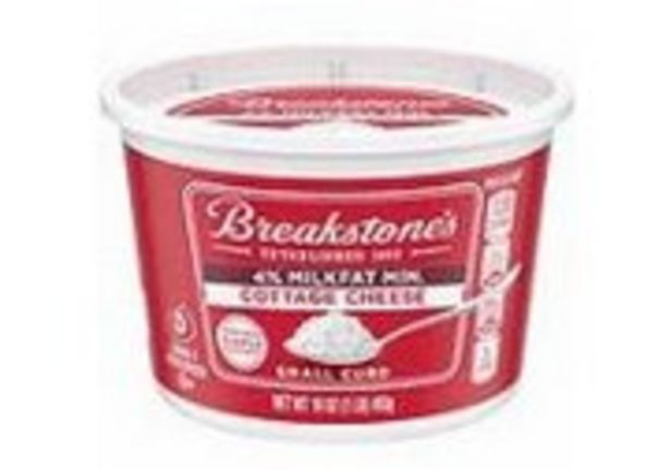 Save $1.00 On Breakstone's Cottage Cheese - Expires: 10/30/2021 deals at