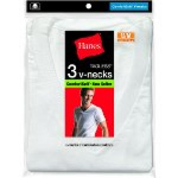 Save $1.00 On Hanes T-Shirts - Expires: 08/07/2021 deals at
