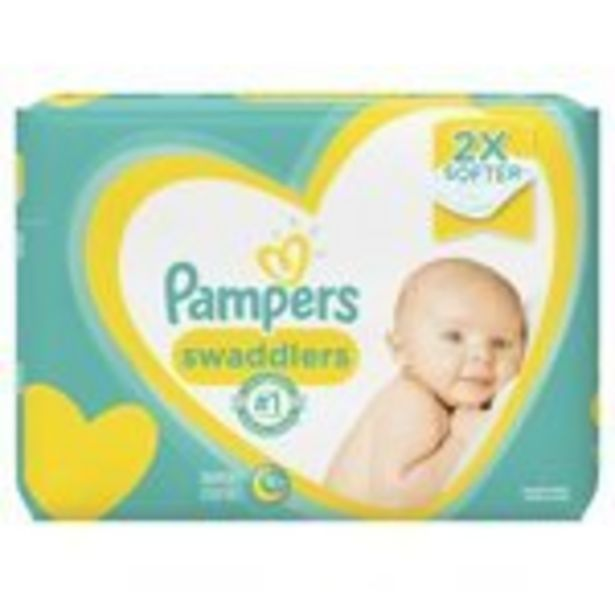 Save $3.00 on Pampers Diapers - Expires: 04/17/2021 offer at $3