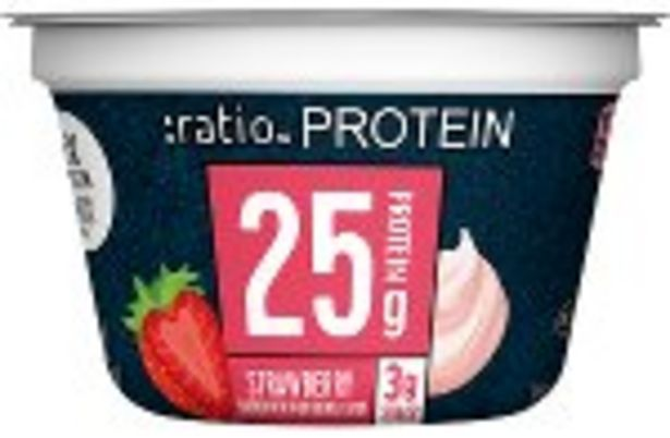 Save $.30 On Ratio Protein or Ratio Keto Friendly Dairy SnackYogurt - Expires: 08/07/2021 deals at