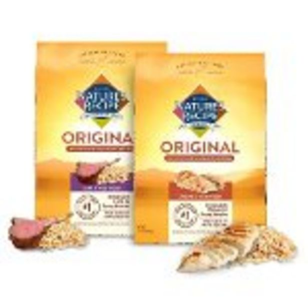 Save $2.00 on Nature's Recipe® Dry Dog Food - Expires: 12/11/2021 deals at