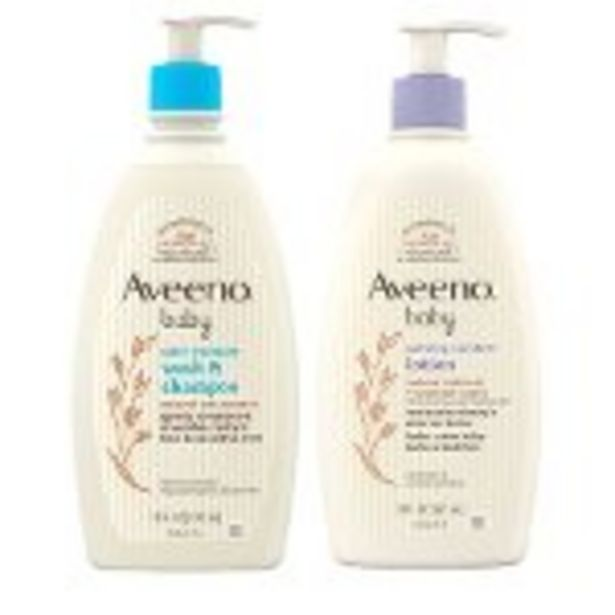 Save $2.00 on AVEENO® Baby Product - Expires: 11/13/2021 deals at