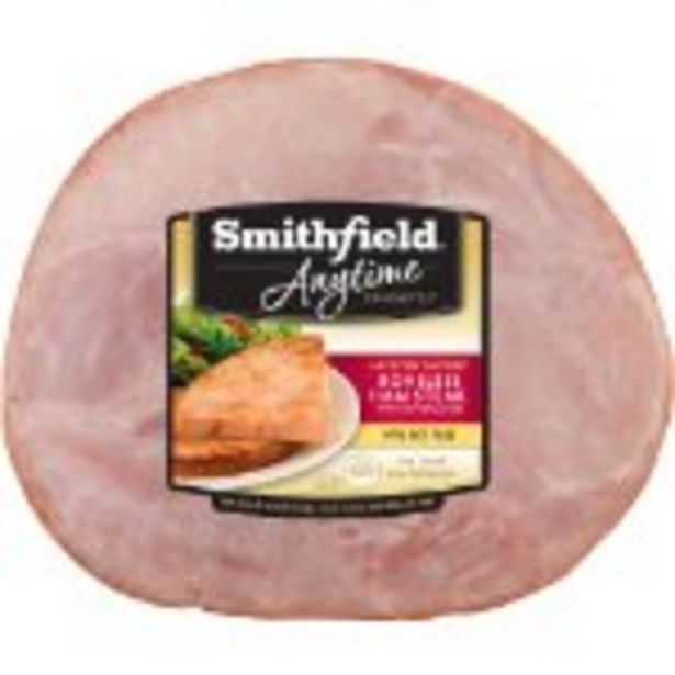 Save $.50 On Smithfield Ham Steaks - Expires: 10/16/2021 deals at