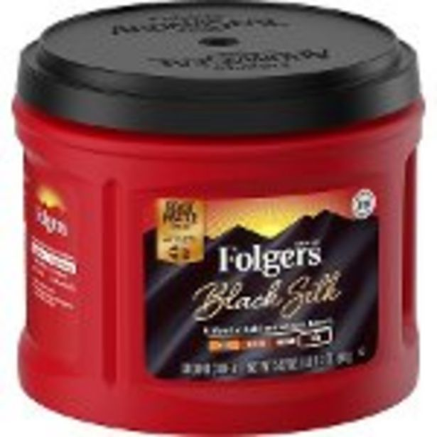 Save $1.00 on Folgers® Can Coffee - Expires: 05/01/2021 offer at $1