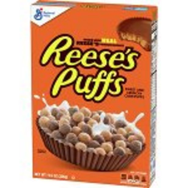 Save $.50 On General Mills Cereal Large Size - Expires: 10/16/2021 deals at