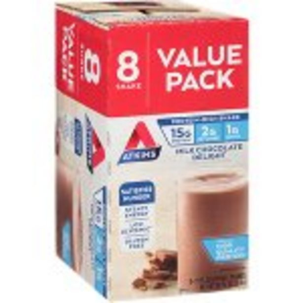 Save $1.00 On Atkins Ready To Drink Shakes - Expires: 11/06/2021 deals at