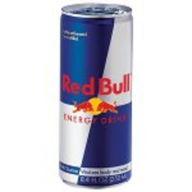 Save $2.00 On Red Bull Energy Drink - Expires: 10/23/2021 deals at