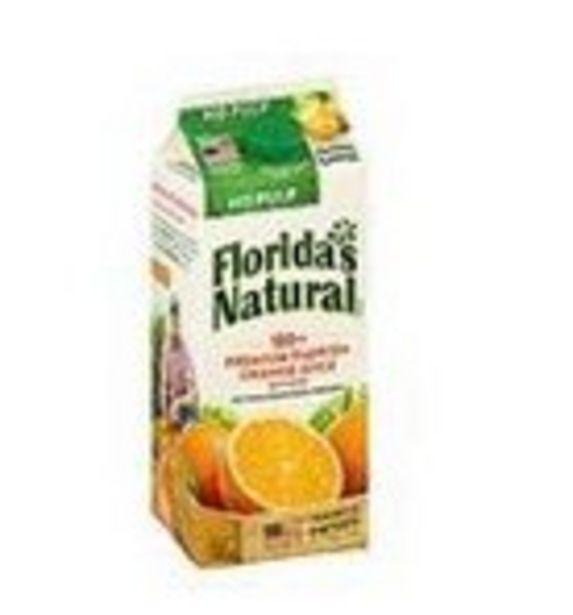 Save $1.00 On Florida's Natural Premium Juice - Expires: 10/16/2021 deals at