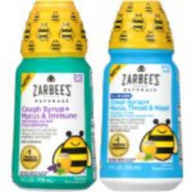 Save $2.00 On Zarbees All Natural Syrup - Expires: 12/25/2021 deals at