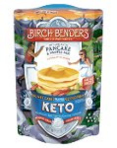 $1.00 Cash Back on Birch Benders Keto Pancake & Waffle Mix - Expires: 02/24/2021 offer at $1