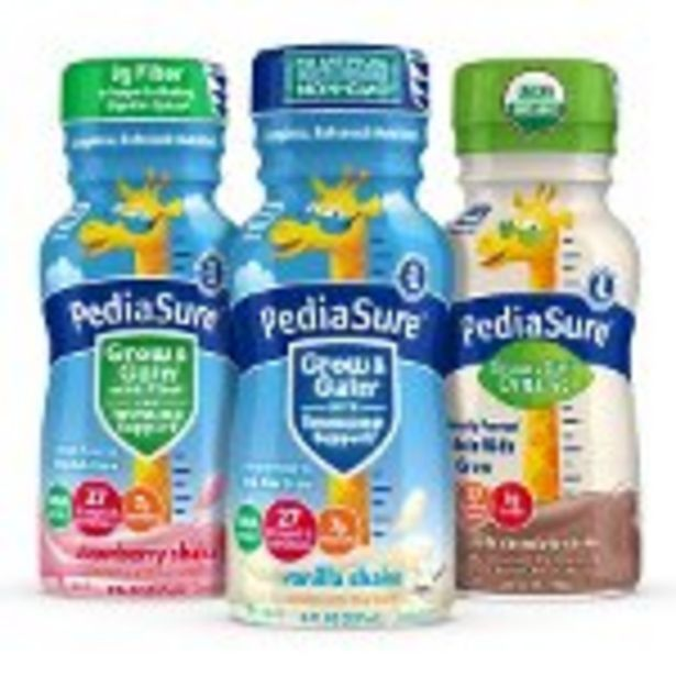Save $2.00 on PediaSure multipack or Shake Mix - Expires: 09/04/2021 deals at