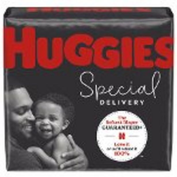 Save $3.00 off a Pkg of Huggies® Special Delivery™ Diapers - Expires: 10/30/2021 deals at