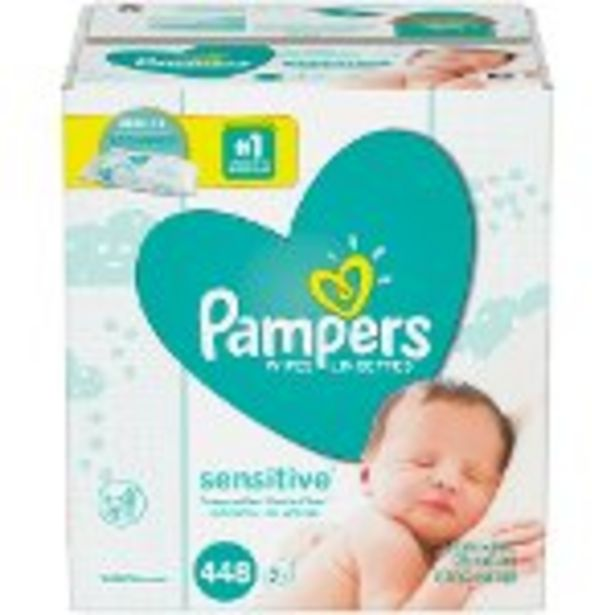 Save $1.00 on Pampers Wipes - Expires: 04/17/2021 offer at $1