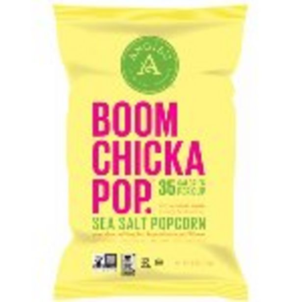 Save $1.00 On Angie's Boom Chicka Pop Popcorn - Expires: 10/16/2021 deals at