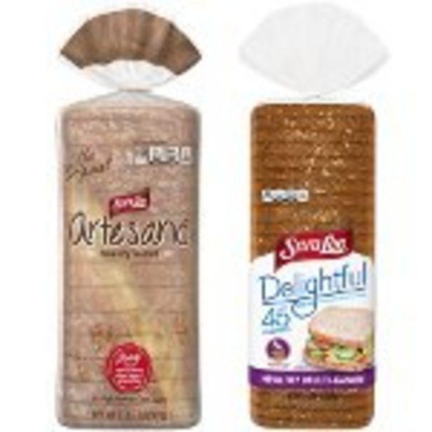 Save $1.00 on Sara Lee® Artesano™ or Sara Lee® Delightful™ bread - Expires: 11/20/2021 deals at