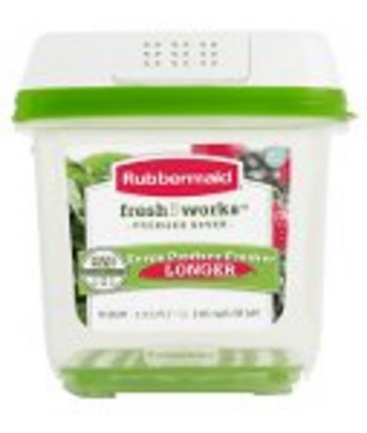 $2.00 Cash Back on Rubbermaid FreshWorks Food Storage Containers - Expires: 03/24/2021 offer at $2